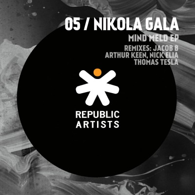 Mind Melt - Nikola Gala (Nick Elia Remix)