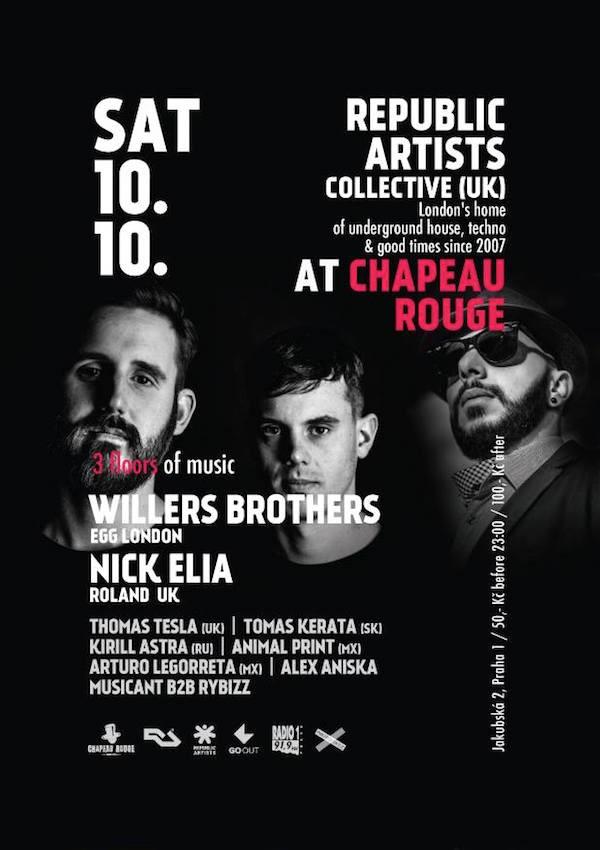 Nick Elia – Chapeau Rouge 2