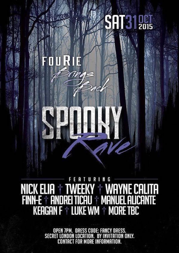 Nick Elia – Spooky Rave